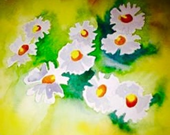 Spring Daises