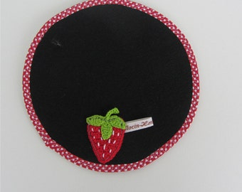 Schooner, coaster with Strawberry