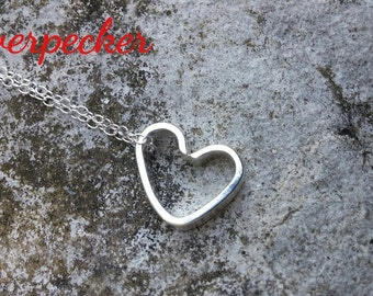 Secret Messages Necklace Pendant Custom Made Jewelry Valentines Gift Girlfriend gift Sterling necklace