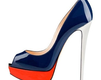 Platform High Heels shoes