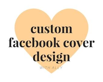 Custom Facebook Cover Design