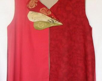 Parti-colour Short Surcote or Tunic