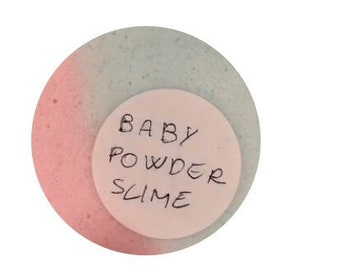 BABY POWDER Slime