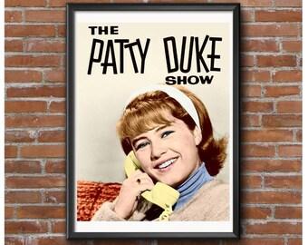 Patty Duke Poster - Patty Duke Television Show