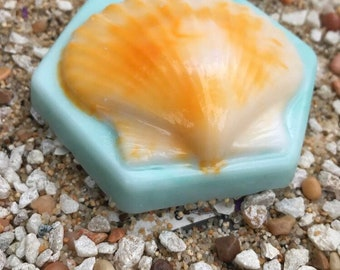 Shell Shaped Soap