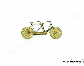 Tandem road less alone, made in medium size 5cm