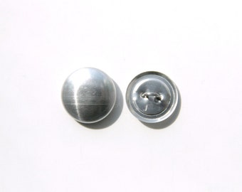 "20pcs 18mm (size 30 or 3/4"") Cover Button Wire Back (Buttons only)"