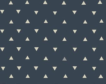 Baby Crib Sheets - Changing Pad Cover / NAVY Baby Bedding / Etsy Baby Bedding /BLOOM ALMA Mini Crib Sheets /Geometric Crib Bedding Navy Blue