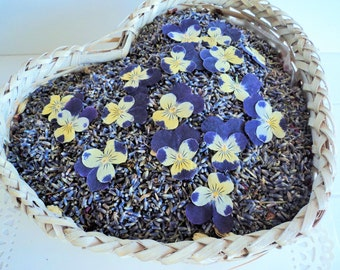 LAVENDER, Flower Sprinkles™, Wedding Confetti, Something Blue, Lavender Wedding, Dried Flowers, Ecofriendly Wedding, Biodegradable