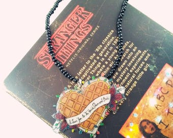 Stranger Things Inspired Necklace