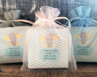 Baby Shower Party Favors Elephant ~ Ice cream party favors girl baby shower favors birthday