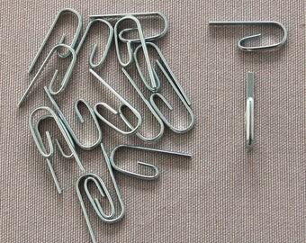 CROCHET ESCARGOT métal pour ruflette agraffe acier tarif dégressif