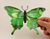 Bud Light Lime Butterfly