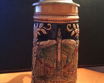 Vintage Wekara Beer Stein / Mug