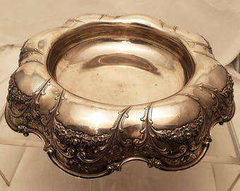 Sterling Fruitbowl / Centerpiece by Mauser
