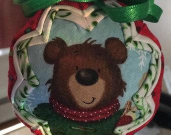 Cute Bear! Ornament
