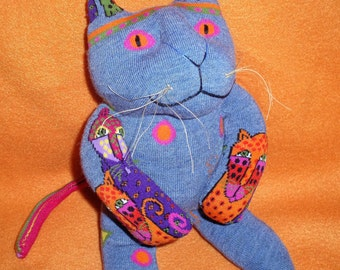 Laurel Burch Sock KITTY Cat