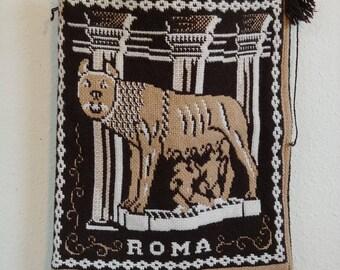 When In Roma Purse