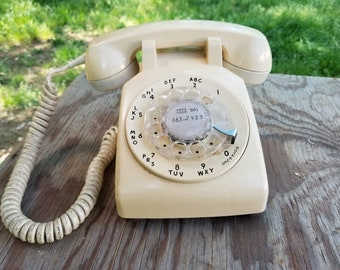 Old Bell Rotary Phone