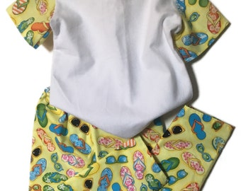 Toddlers cute Beach outfit
