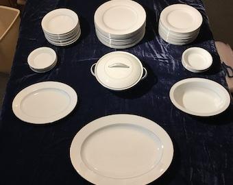 NORITAKE china WHITEHALL 6115 pattern