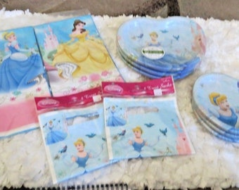 Disney Princess Party Hallmark parti exprimer beaucoup d'Articles de fête