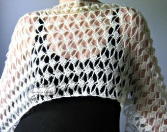 Lace Shawl Shells Wrap