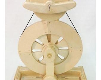 SpinOlution Echo portable spinning wheel