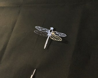 Handmade Dragonfly stickpin