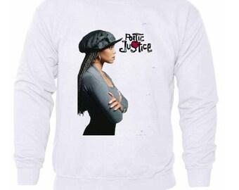 Custom Poetic Justice sweatshirt
