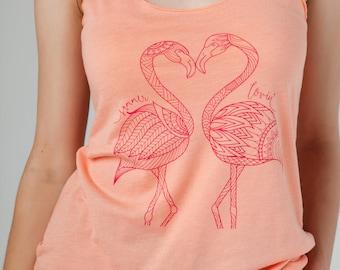 Summer Lovin' Flamingo Tank *PIP Goods