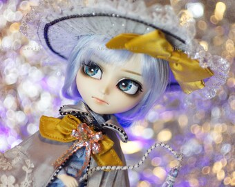 "Tirage simple 10x15cm ""Merlin"" - Pullip Isul Dal photographie, doll art collection, impression deco no BJD no Blythe"
