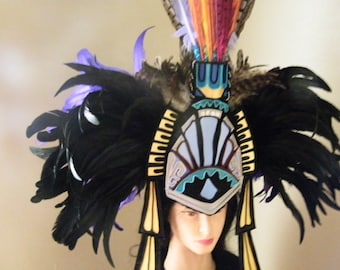 NEW AZTEC Headdress