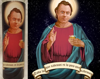 Saint Christopher Hitchens