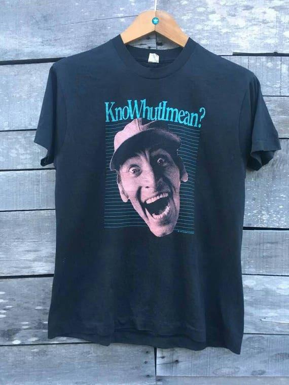 Vintage shirt knowhutimean 80s tv show 1fWUHq08