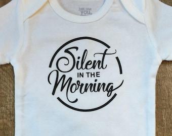 Phish Silent in the Morning Bodysuit