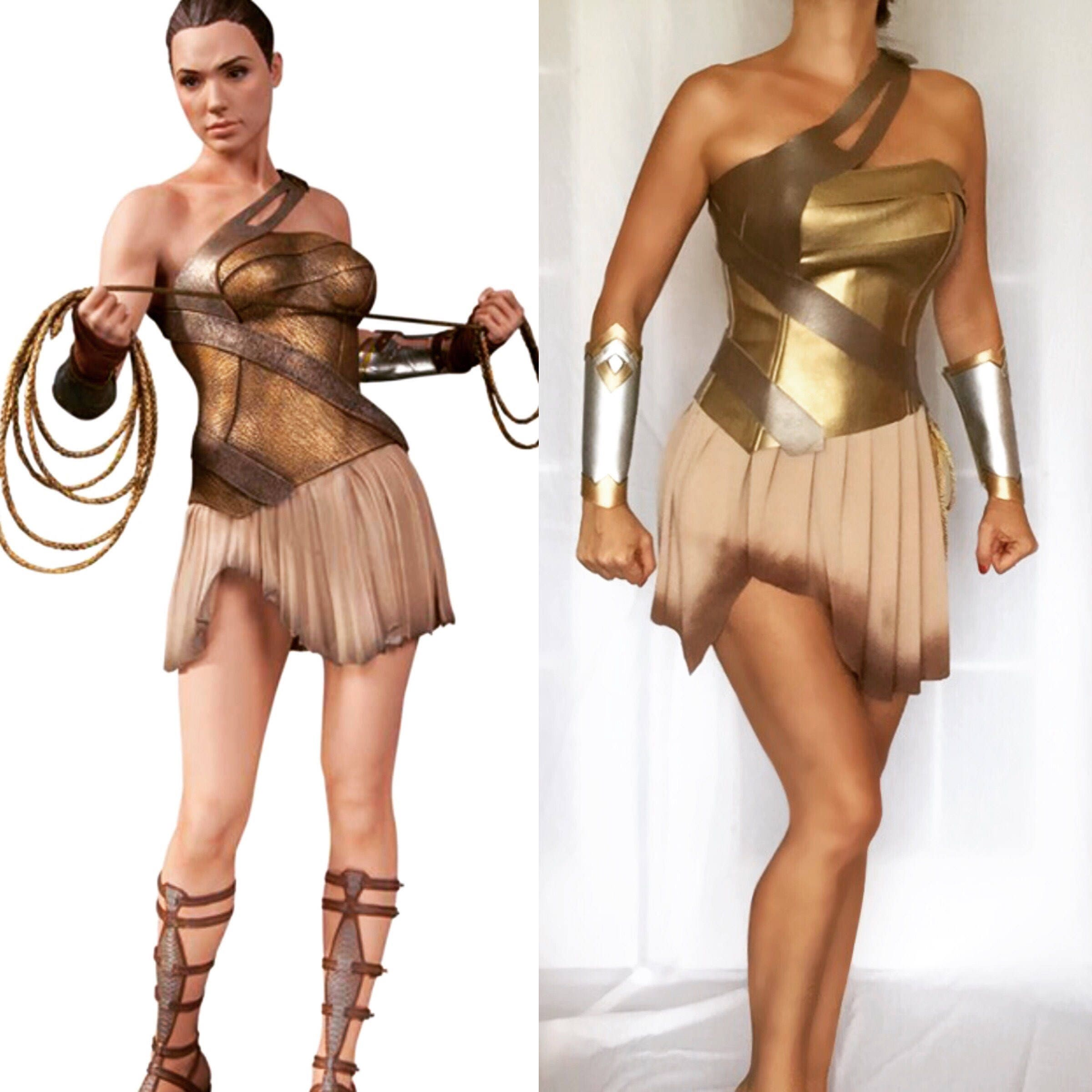 Adult wonder woman skirt-2396