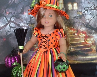 Wicked Cute Witch for American Girl Dolls