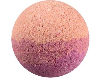 Buorgeons de Cassis Bath Bomb - Bath Fizzy - Natural - Cocoa Butter - Coconut Oil - Soap Fizzies - Shea Butter