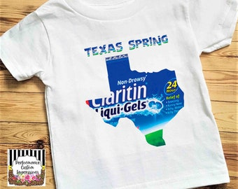 Texas Spring Sublimation Transfer ST-TSC01