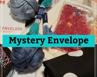 Craft Supplies Mystery Envelope - FREE SHIPPING
