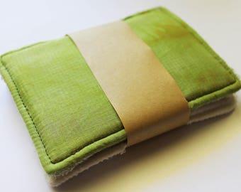 Reusable sponge, unsponge, reusable sponge, eco-friendly, sustainable kitchen, dish scrubber, reusable kitchen sponge, cloth, waste free
