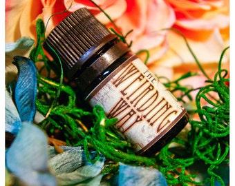 the weirding way - natural perfume oil - 1/6 oz