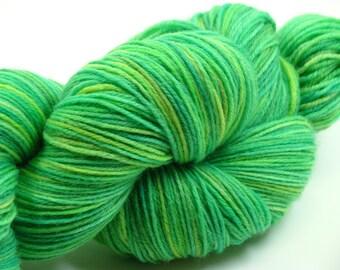 Yummy Superwash Merino Hand Dyed Sock Yarn