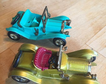 Matchbox Yesteryear Cars