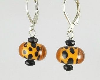 SALE! Tiny Animal Print Earrings