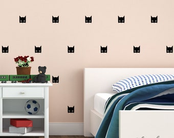 Superhero Wall decals | wall stickers | wall art