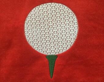 Personalized Baseball Softball Golf Tennis Soccer Greek Monogrammed Sports Cheerleading Hand Towel