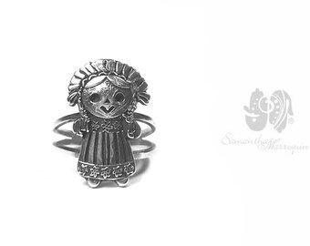 Otomi Doll Ring