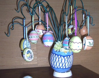 Egg Tree Centerpiece for hanging eggs